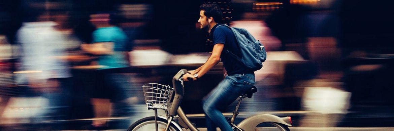 Woon-werkverplaatsingen met de elektrische fiets - Knokke